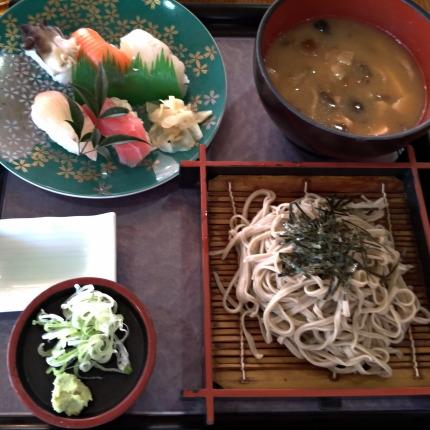 松ヶ峰定食