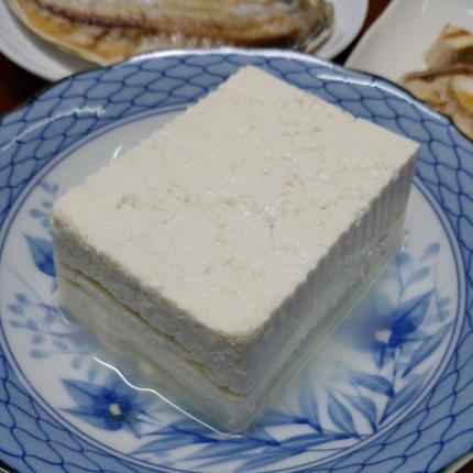 木綿とうふ250円税込