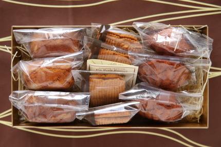 アン・プチ・パケ(Patisserie un petit paquet)の焼き菓子