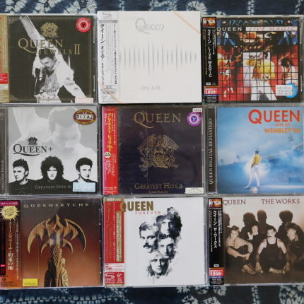 QUEENのCD