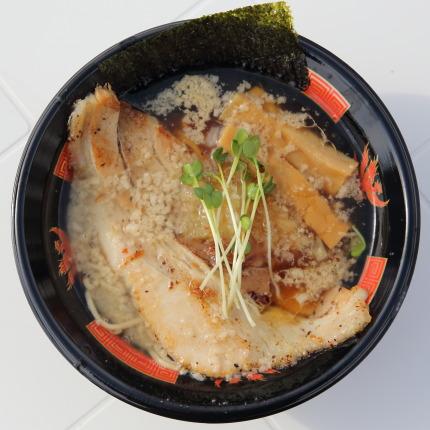 セアブラ生姜醤油ラーメン700円税込