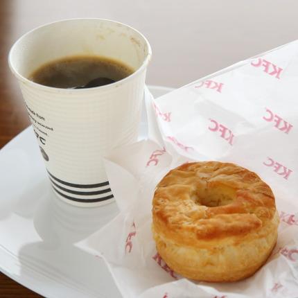 ビスケットとコーヒーS
