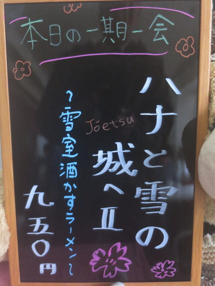 ハナと雪の城へⅡ950円税込