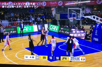 日本対イラン