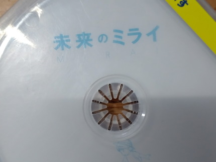 DVDをレンタル