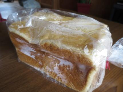 食パン1.5斤540円税込み