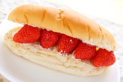自作スペシャルサンドパン