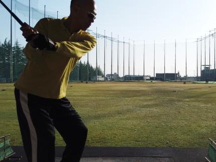 Golf練習