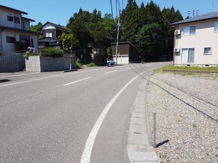 新潟県道199号横畑高田線