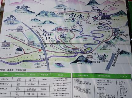 正善寺マップ
