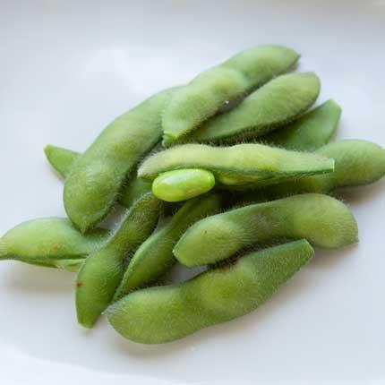 自家製枝豆