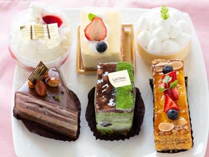 Lait Deux - フランス菓子 レ・ドゥーさんのCake