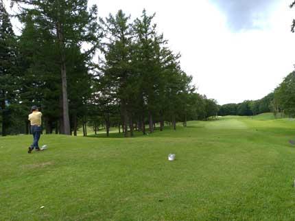 町内ゴルフコンペ