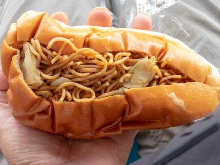 やきそばパン300円税別