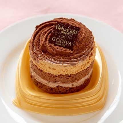 Uchi Café × GODIVA ショコラバナーヌ430円税込
