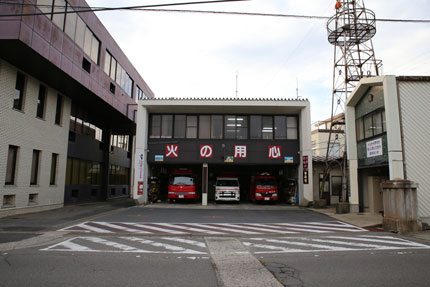 須坂市消防本部 須坂市消防署小布施分署