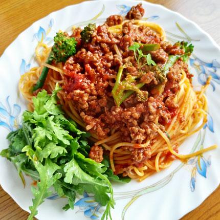 スパゲッティ・アラビアータ(Spaghetti all'Arrabbiata)