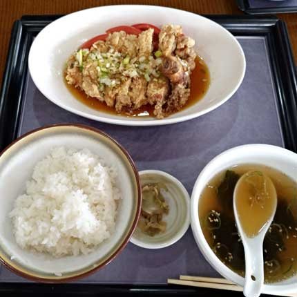 油淋鶏(ユー リン チー)