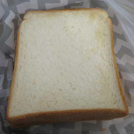 100円トースト