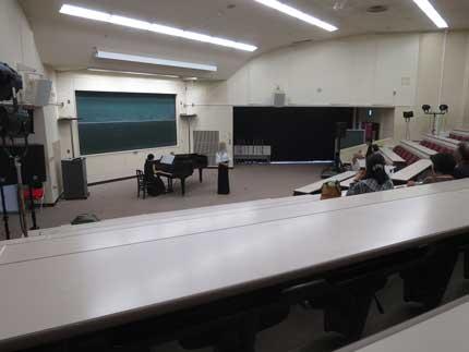 音楽コースコンサート