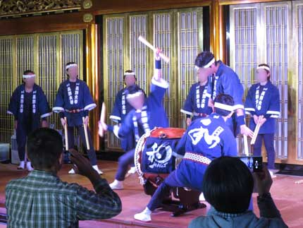 長野大学和太鼓サークル「和NAGI」