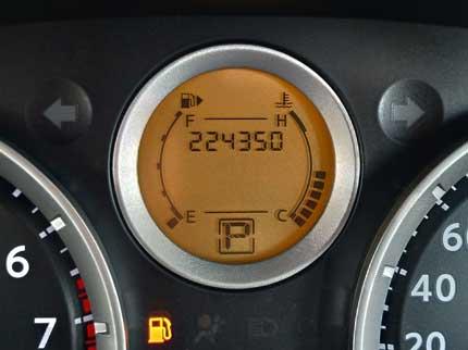 224350Km走行
