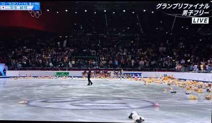 フィギュアスケートグランプリファイナル男子フリー