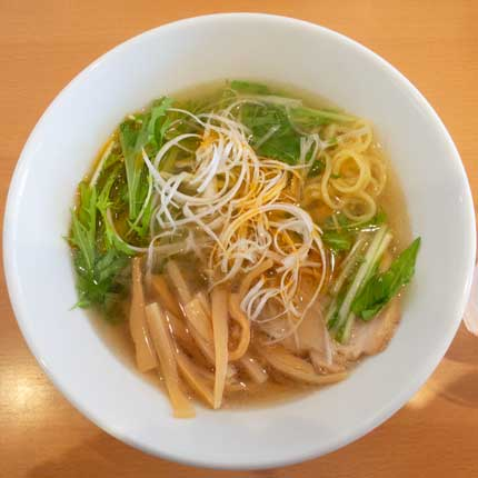 魚介ピリ辛ラーメン660円税込