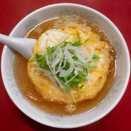 天津麺550円税込