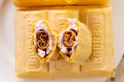 ブルボンのルマンドアイスストロベリー