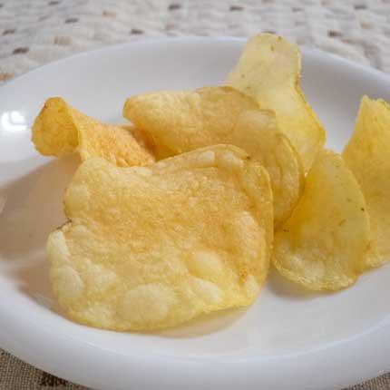 馬鈴薯の甘みが感じられ、とても美味しい