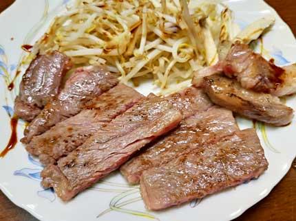 国産牛ステーキ肉