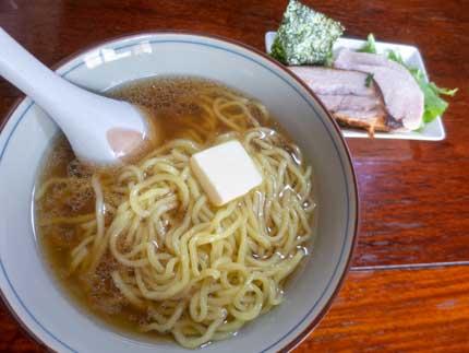 本気麺(塩バターラーメン)1000円税込