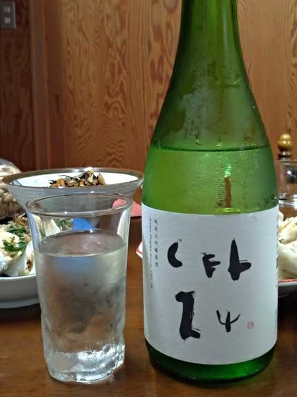 亀泉純米大吟醸原酒CEL-24火入れ