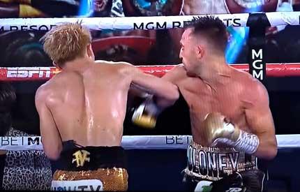 WBA・IBF世界バンタム級タイトルマッチ 王者:井上尚弥vs挑戦者:Jason Moloney