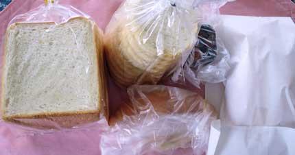 食パンにラウンドパン、バゲット、塩パン