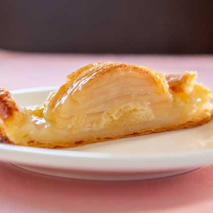 タルトは小麦粉にバターを練りこんで作る「練りこみ生地」