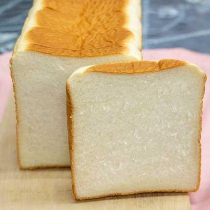 湯種食パンを食べてみました