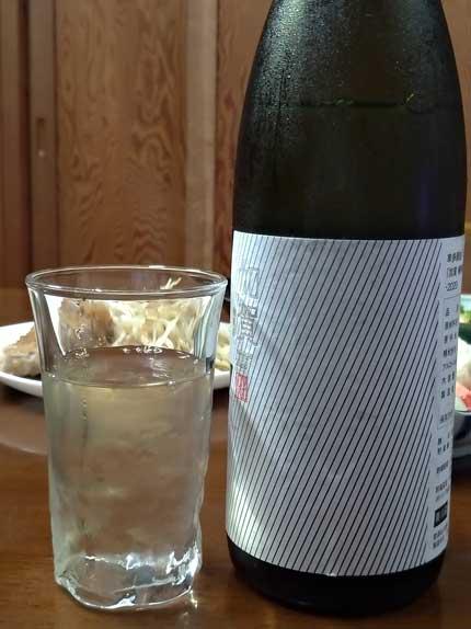 天狗舞×フェルミエ「加賀樽熟成」生酛純米大吟醸2020