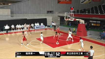 高校バスケットボール