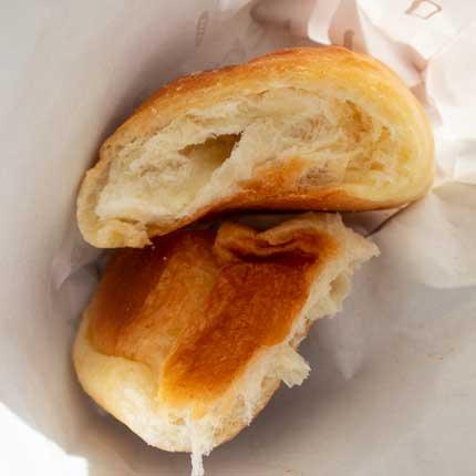 塩バターパン130円税別