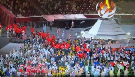 東京2020オリンピック競技大会閉会式