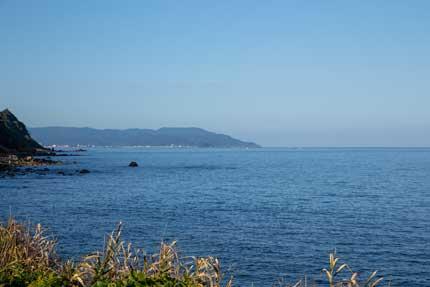 日本海を見渡せ