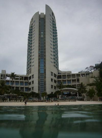 宿泊先ホテル