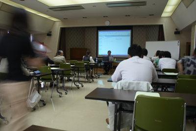 ITセミナー加藤先生講演