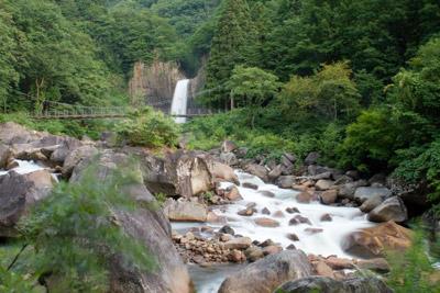 妙高苗名滝
