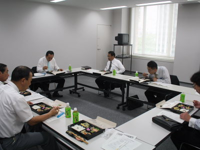 プロフェニックス新潟幹事会