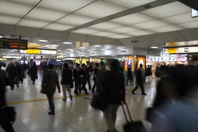 東京駅構内20070509