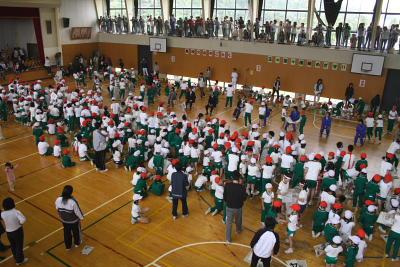 運動会20070520
