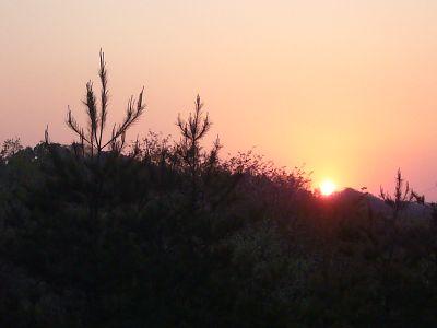 夕日lumix20070429